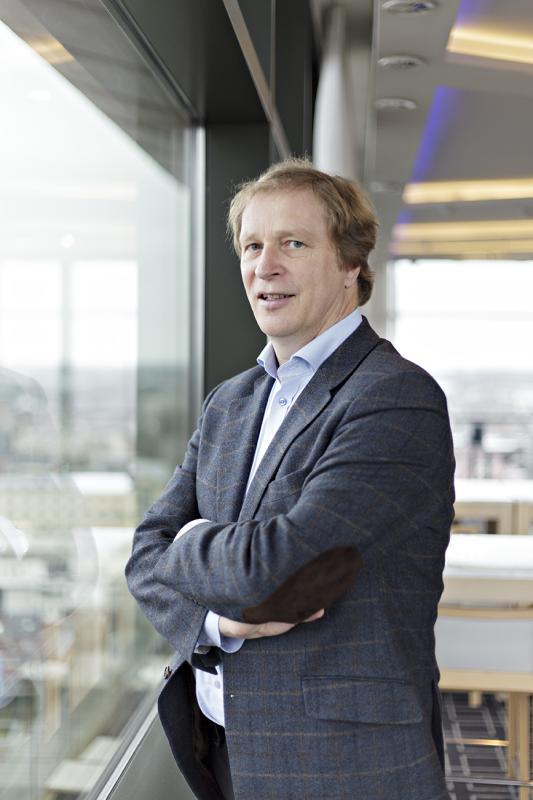 Ludo Kelchtermans, CEO van Nuhma